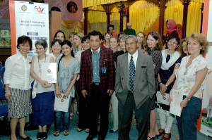 First MV Graduation 2007