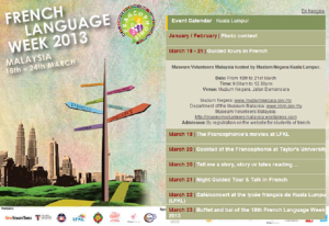 French language week