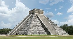 Chichen-Itza (taken from Wikipedia)