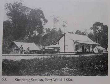 4. Simpang Station