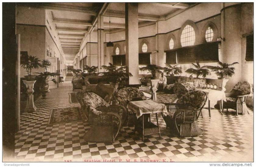 6. Station Hotel