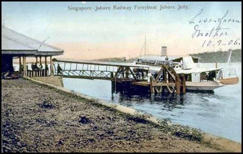 8. ferryboat