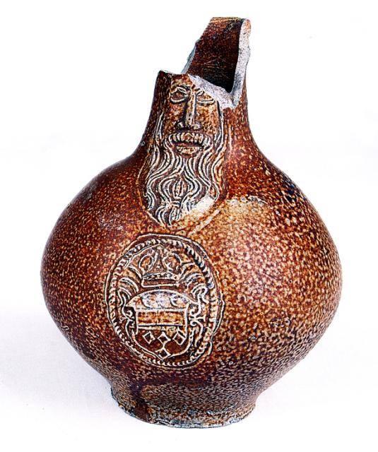 Bellarmine Jar